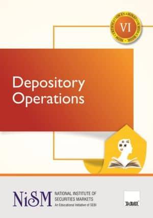NISM Depository Operations Workbook