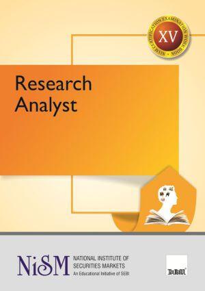 NISM Research Analyst Workbook