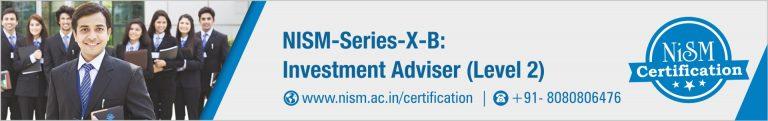 NISM Series XB Free Mock Test Investment Adviser Level 2