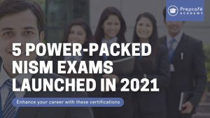 5 power-packed NISM Exams launched in 2021