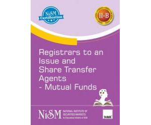 NISM Series IIB Registrar and Transfer Agents (Mutual Fund) Workbook Free PDF Download