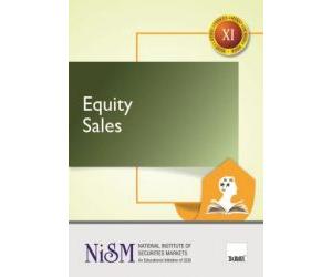 NISM Series XI : Equity Sales Workbook Free PDF Download