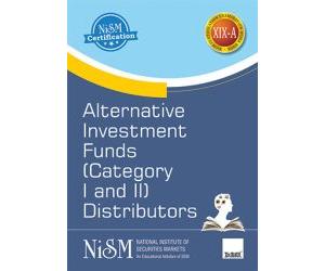 NISM Series XIXA Alternative Investment Funds (AIF) (Category I & II) Distributors Workbook Free PDF Download