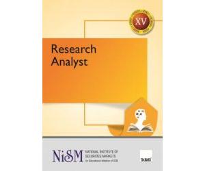 NISM Series XV Research Analyst Workbook Free PDF Download