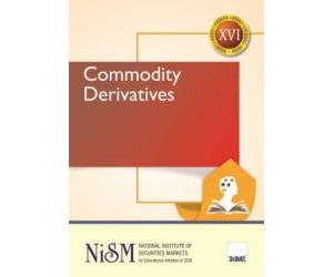 NISM Series XVI Commodity Derivatives Workbook Free PDF Download