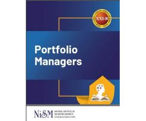 NISM Series XXIB Portfolio Managers Workbook Free PDF Download
